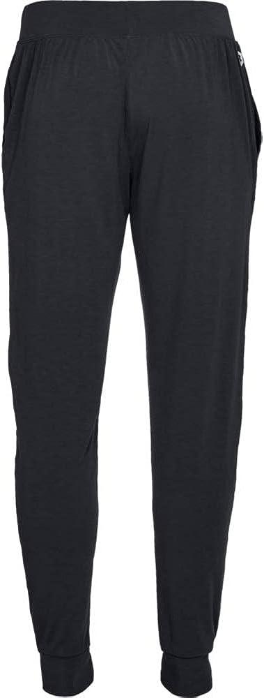 Black//Metallic Silver Nero L Under Armour Recovery Sleepwear Jogger Boxer Uomo
