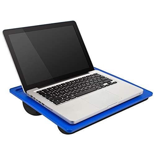 Accessible Desks - Lap Desk 45015 LapGear Student, Blue (Fits up to 15.6
