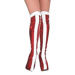 Rubie's Costume Co Women's Dc Superheroes Wonder Woman Boot Tops