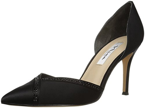 - NINA Women's DIORA Pump, Black, 8 M US