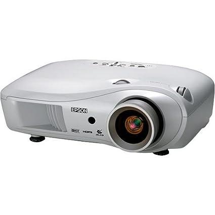 Amazon.com: Epson PowerLite Home Cinema 720 720P Home ...