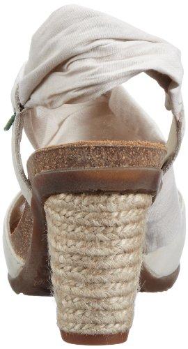 El Naturalista Senda N792 Damen Sandalen Wüsten Weiss (Desert White)