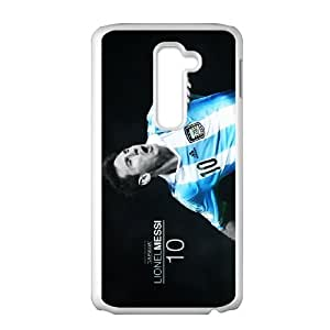 Life margin Lionel AndršŠs Messi phone Case For LG G2 G96KH2117