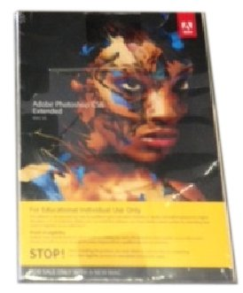 Adobe Photoshop CS6 Extended Student and Teacher Edition for Mac