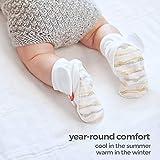 Newborn Organic Cotton Gift Set: Mitts, Booties