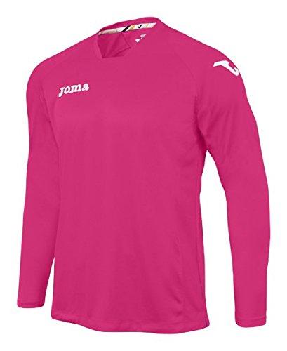 Joma 1199.99 - Camiseta de equipación de manga larga para mujer Rosa