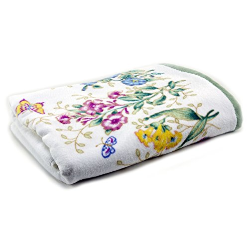 Lenox Butterfly Meadow Printed Bath Towel