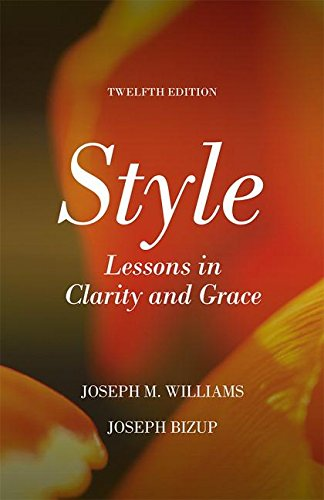 Style:Lessons In Clarity+Grace Text