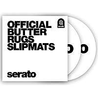 Serato DJ Slipmat (OSA-SM-WHT-BR)