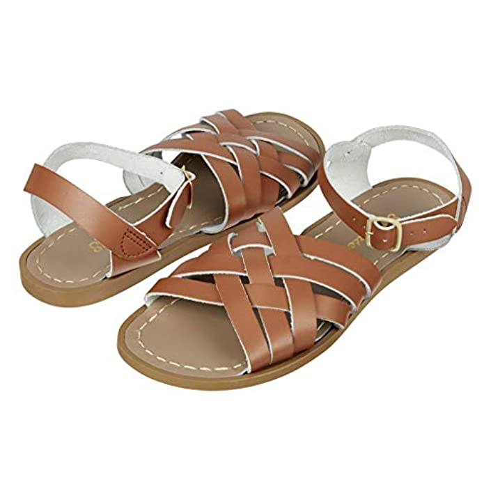 Scarpe E Borse Da Donna Sandali Salt Water Sandals Marrone Tan