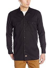 Dickies Men's Big-Tall Long Sleeve Work Shirt