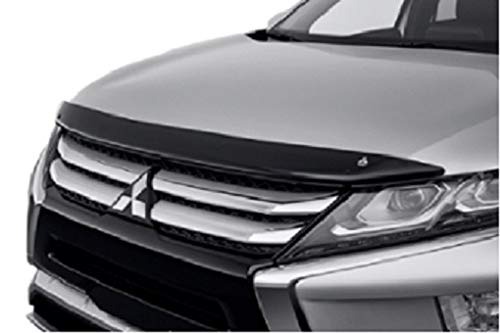 Mitsubishi Genuine Tinted Hood Bug Gravel Deflector/Protector MZ314973 Eclipse Cross 2018-2019