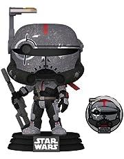 Funko 55495 POP Star Wars: Over de Galaxy - Crosshair (Kamino) - (Amazon Exclusive)