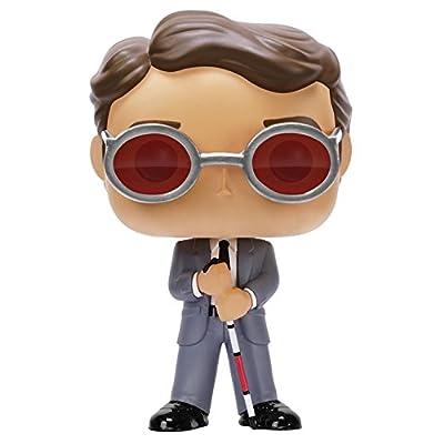 Funko Pop Marvel: Daredevil TV-Matt Murdock Action Figure: Funko Pop! Marvel:: Toys & Games