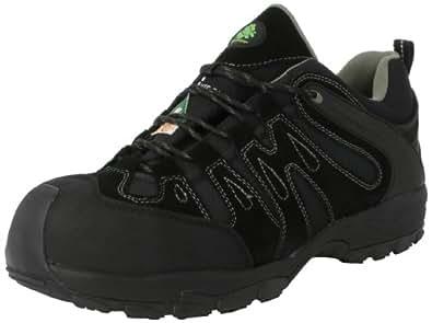Dawgs Men's 3-inch Ultralite Flex Safety Boots Black Size 15