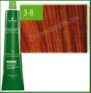 Schwarzkopf Essensity Постоянный Цвет волос - 3-8 Темно-красный Brown