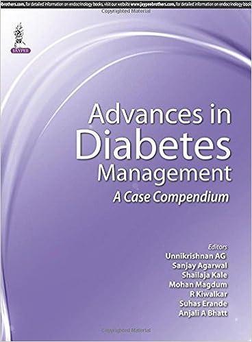 Book Advances in Diabetes Management: A Case Compendium (2015-09-30)