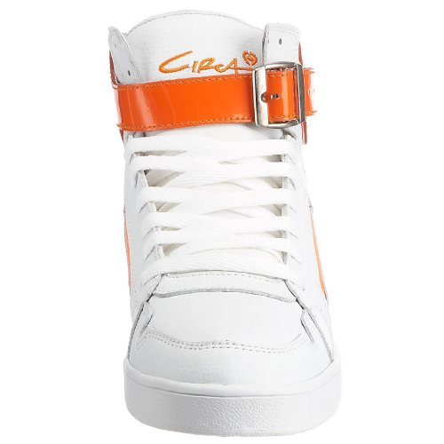 C1RCA Casual uomo Bianco (White/Orange)