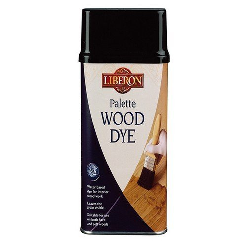 Liberon WDPGP250 250ml Palette Wood Dye - Golden Pine by Liberon