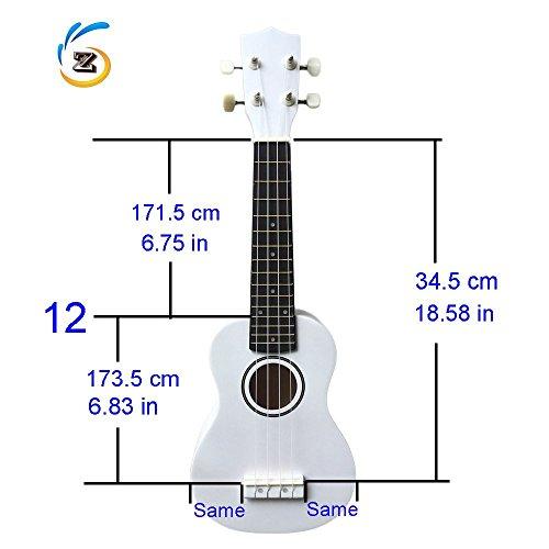 zimo make your own sapele four strings ukulele diy soprano hawaii ukulele kit buy online in. Black Bedroom Furniture Sets. Home Design Ideas