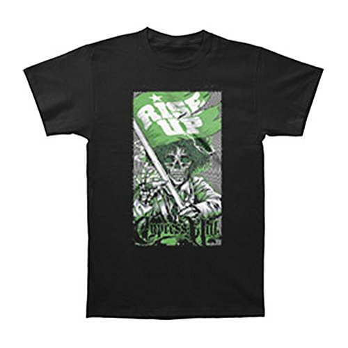 Cypress Hill Men's Green Thumb T-shirt XX-Large Black (Cypress Hill Clothing compare prices)