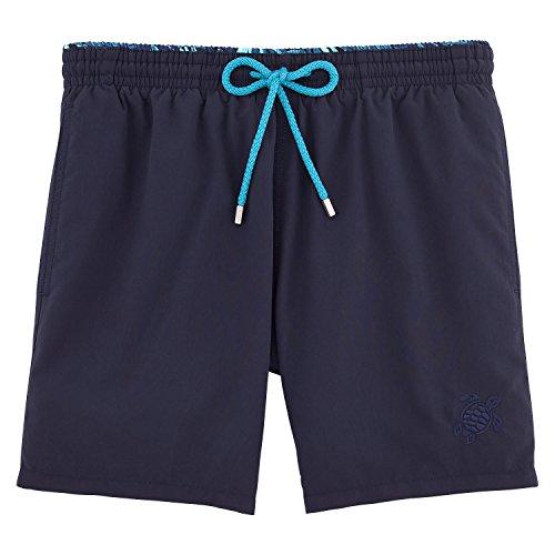 Vilebrequin Madrague Lightweight Bicolor Swim shorts - Men - XL - Navy Blue by Vilbrequin
