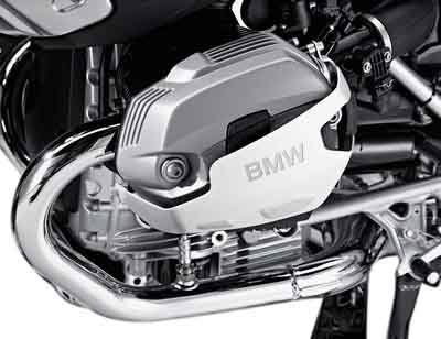 BMW Genuine R1200GS R1200R R1200RT Motorcycle ALUMINUM CYLINDER HEAD COVER (Motor Cylinder Head)