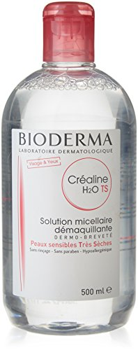 Bioderma Crealine TS H2O Micelle Solution, 16.91 Fluid Ounce