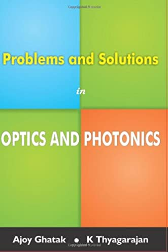buy problems and solutions in optics and photonics book online at rh amazon in