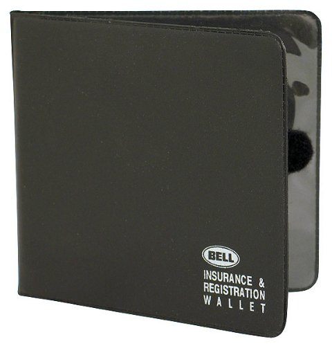 6 Pack Bell Automotive 11001 Insurance & Registration Wallet by Bell Automotive
