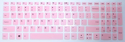 BingoBuy US Layout Keyboard Protector Skin Cover for Lenovo