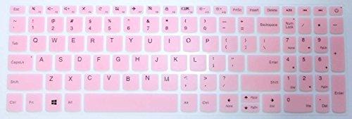 BingoBuy US Layout Keyboard Protector Skin Cover for Lenovo