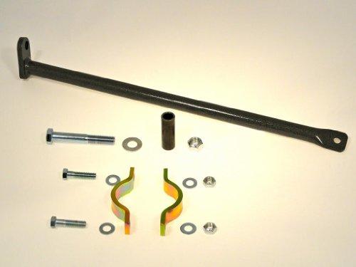 M.O.R.E. SB9037TJ Steering Box Brace -