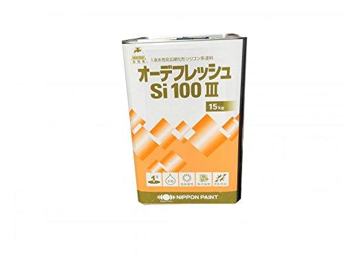 日本ペイント オーデフレッシュSi100Ⅲ 4kg (NP-AudeFreshSi100-3-45-60L-4KG) B077X88P7R