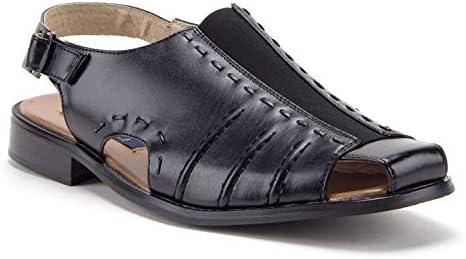 Ferro Aldo Men's 33225 Sling Back Covered Toe Fisherman Dress Sandals