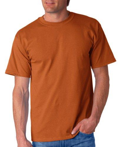 Texas Orange T-shirt - Gildan Mens Ultra Cotton 100% Cotton T-Shirt, 5XL, Texas Orange