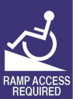 Please Do Not Park Too Close Access To Wheelchair Disabled Window