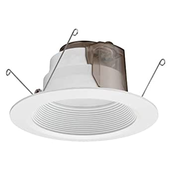 Lithonia Lighting 6 In High Ceiling Recessed White Led