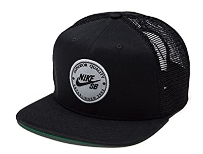 NIKE Mens U NK Pro Cap Patch Trucker 925293