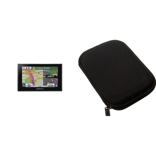 Garmin Nuvi with 5 inch Carrying Case