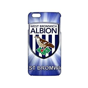 ANGLC WEST BROMWICH ALBION premier soccer (3D)Phone Case for iphone 4 4s