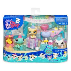 Littlest Pet Shop Birthday - Littlest Pet Shop: Birthday