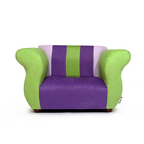 KEET Fancy Kid s Chair, Purple Green