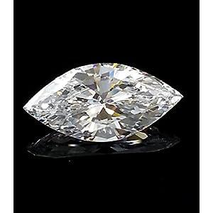 Amazin Jewel Loose Marquise CZ Cubic Zirconia 10mm x 5mm CZ Stone 0.95 Carat Equivalent Hand Inspected Premium Quality…