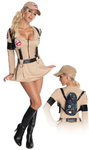 Ghostbusters Adult Costume - Small]()