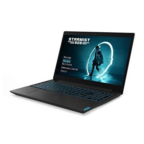 Lenovo IdeaPad L340 15.6 Inch FHD Gaming Laptop (Intel Core i5, 8 GB RAM, 256 GB SSD, Windows 10 Home) - Granite Black