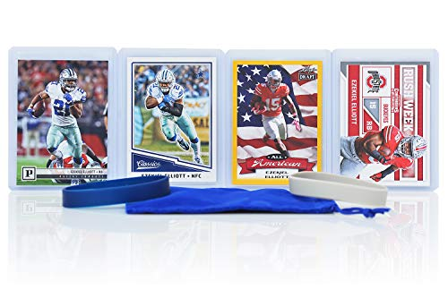 Expert choice for ezekiel elliott football cards