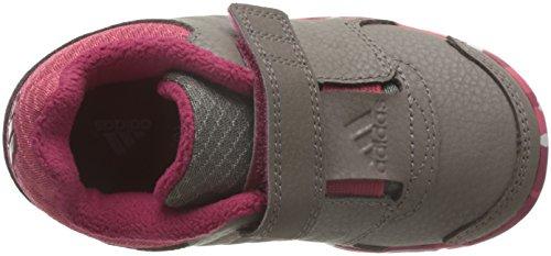 adidas Unisex Baby KatNat 3 AC I Lauflernschuhe Multicolor (Tietec / Rosart / Rosuni)