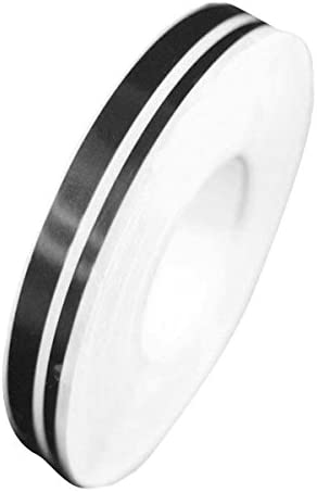 ADSRO 1Pc 4mm 2mm 980cm Pinstripe Decals Vinyl Tape Double Stripe Stickers