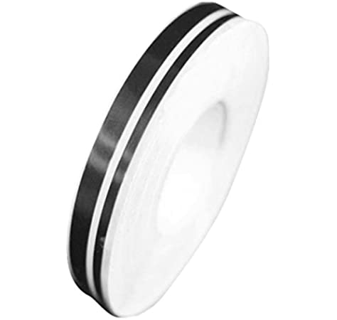 Black Pinstripe Solid Pinstriping Tape Vinyl Car Decal Sticker Glossy 5mm 9.8m 2mm 2 Rolls 33Ft Auto Car Pinstripe Tape White//Black//Grey//Red//Silver//Blue//Gold